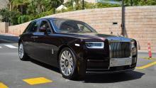 В Москве появился в аренду королевский Rolls Royce Phantom - ЯпЭкс - Реализация Японской спецтехники на российском рынке. Покупка с аукционов Японии под Ваш заказ.