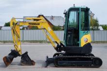 Мини-экскаваторы YANMAR для большой стройки! - ЯпЭкс - Реализация Японской спецтехники на российском рынке. Покупка с аукционов Японии под Ваш заказ.