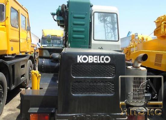 Кран самоходный Kobelco RK70-2 7тонн - ЯпЭкс - Реализация Японской спецтехники на российском рынке. Покупка с аукционов Японии под Ваш заказ.