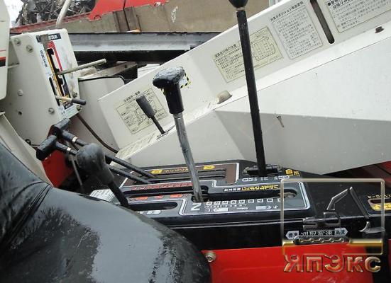 Комбайн MITSUBUSHI MC 4000 - ЯпЭкс - Реализация Японской спецтехники на российском рынке. Покупка с аукционов Японии под Ваш заказ.
