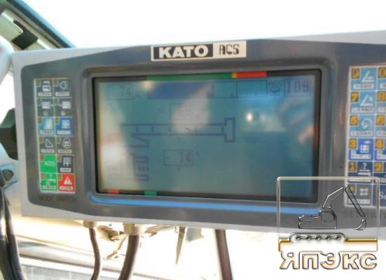 Кран KATO KR22H, 22тонны, 2009г. - ЯпЭкс - Реализация Японской спецтехники на российском рынке. Покупка с аукционов Японии под Ваш заказ.