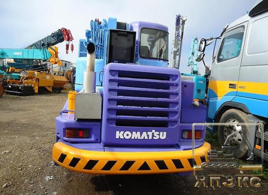 Кран Komatsu LT300 - ЯпЭкс - Реализация Японской спецтехники на российском рынке. Покупка с аукционов Японии под Ваш заказ.