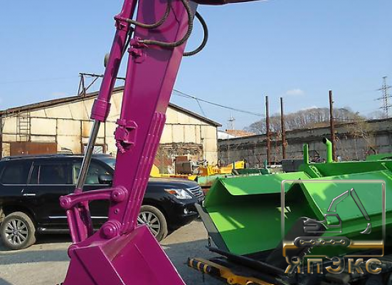 Экскаватор колесный Komatsu PW128UU-1 - ЯпЭкс - Реализация Японской спецтехники на российском рынке. Покупка с аукционов Японии под Ваш заказ.
