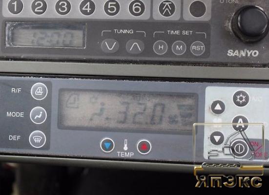 Экскаватор Kobelco SK235SR* Печка! Кондиц! Без пробега - ЯпЭкс - Реализация Японской спецтехники на российском рынке. Покупка с аукционов Японии под Ваш заказ.