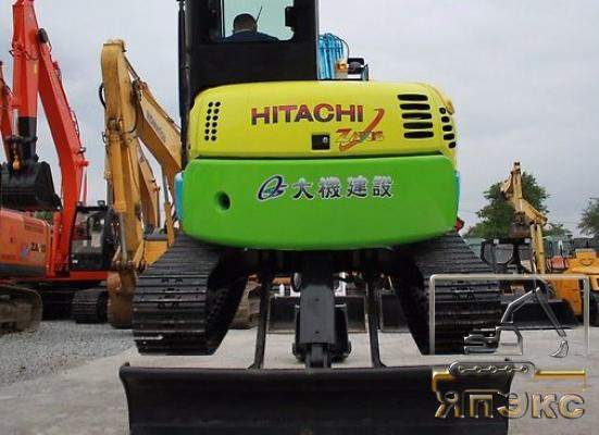 Экскаватор Hitachi EX55UR-3  - ЯпЭкс - Реализация Японской спецтехники на российском рынке. Покупка с аукционов Японии под Ваш заказ.