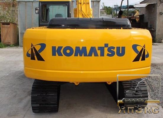 Экскаватор Komatsu PC200-7 Без пробега по России - ЯпЭкс - Реализация Японской спецтехники на российском рынке. Покупка с аукционов Японии под Ваш заказ.