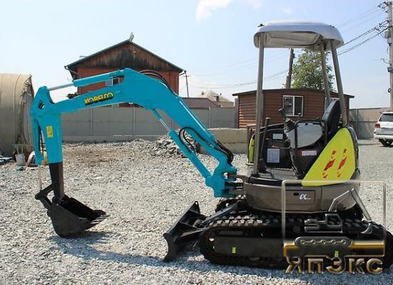 Коbelco SK-30SR, пр Япония,2012г - ЯпЭкс - Реализация Японской спецтехники на российском рынке. Покупка с аукционов Японии под Ваш заказ.
