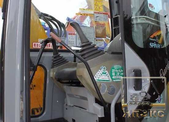 Экскаватор Hitachi SH75XU 2012г - ЯпЭкс - Реализация Японской спецтехники на российском рынке. Покупка с аукционов Японии под Ваш заказ.