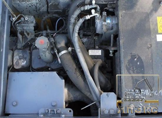 Экскаватор Komatsu PC228US-3EO Galeo 2012г - ЯпЭкс - Реализация Японской спецтехники на российском рынке. Покупка с аукционов Японии под Ваш заказ.