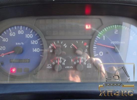 Hino Ranger Самосвал, 2003г, Б. П в Наличии - ЯпЭкс - Реализация Японской спецтехники на российском рынке. Покупка с аукционов Японии под Ваш заказ.
