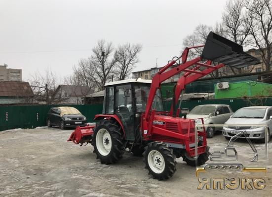Трактор Yanmar 455 - ЯпЭкс - Реализация Японской спецтехники на российском рынке. Покупка с аукционов Японии под Ваш заказ.