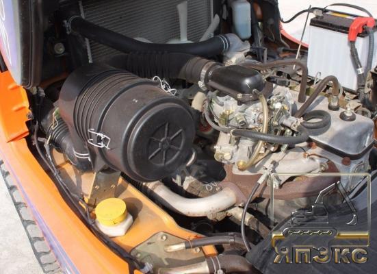 Вилочный погрузчик Toyota FG20 - ЯпЭкс - Реализация Японской спецтехники на российском рынке. Покупка с аукционов Японии под Ваш заказ.