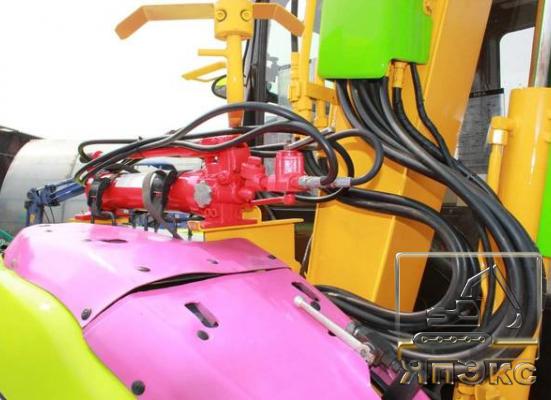 Komatsu PC50uu. Спец экскаватор по ремонту железных дорог - ЯпЭкс - Реализация Японской спецтехники на российском рынке. Покупка с аукционов Японии под Ваш заказ.