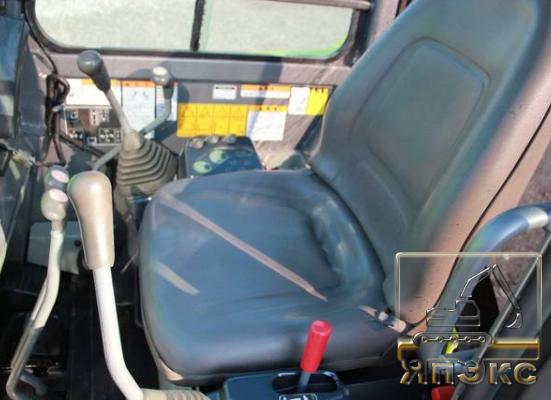 Yabmar B3-5. 2013г - ЯпЭкс - Реализация Японской спецтехники на российском рынке. Покупка с аукционов Японии под Ваш заказ.