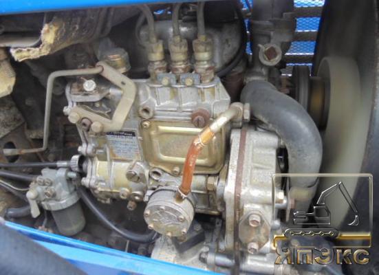 Трактор, пр. Япония Iseki 21 л/с, Дизель, 4WD. 2008г - ЯпЭкс - Реализация Японской спецтехники на российском рынке. Покупка с аукционов Японии под Ваш заказ.