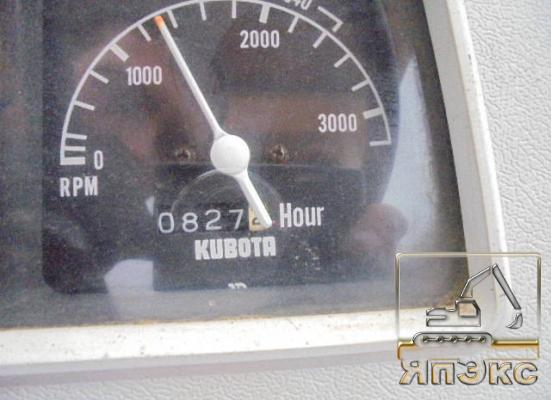 Трактор пр. Япония Kubota 18 л/с. Дизель, 4 ВД - ЯпЭкс - Реализация Японской спецтехники на российском рынке. Покупка с аукционов Японии под Ваш заказ.
