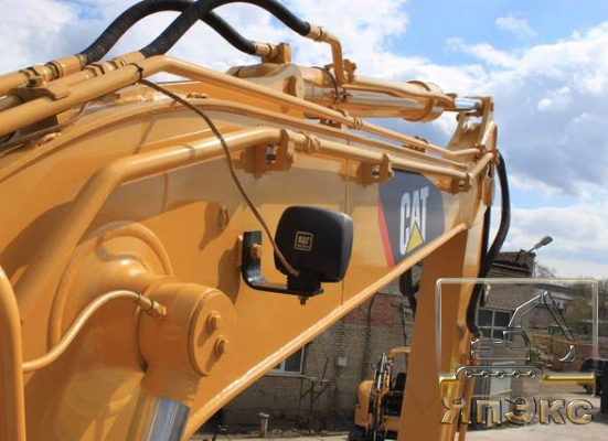 Экскаватор CAT 313C-CR 2012г - ЯпЭкс - Реализация Японской спецтехники на российском рынке. Покупка с аукционов Японии под Ваш заказ.