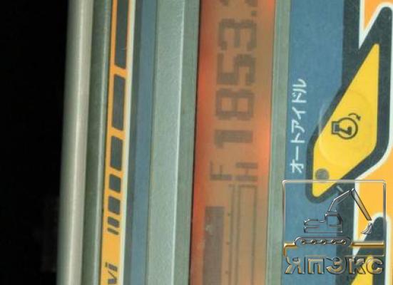 Kubota RX303S. Б/П. Япония ,2011г - ЯпЭкс - Реализация Японской спецтехники на российском рынке. Покупка с аукционов Японии под Ваш заказ.