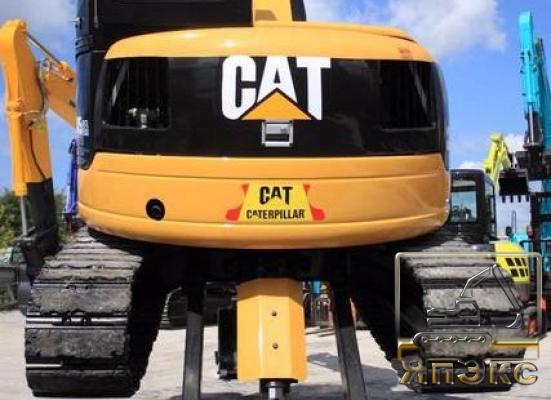 Экскаватор CAT 305SR 2010г - ЯпЭкс - Реализация Японской спецтехники на российском рынке. Покупка с аукционов Японии под Ваш заказ.