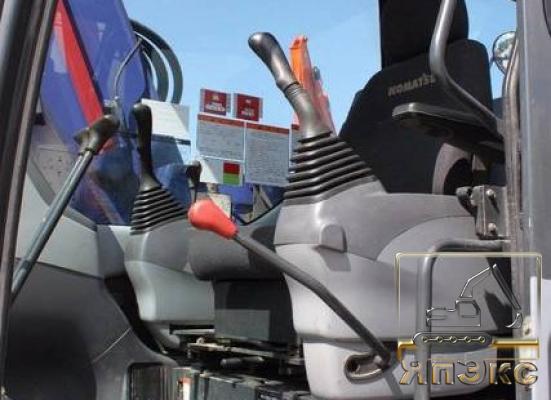 Экскаватор Komatsu PC128UU 2011г - ЯпЭкс - Реализация Японской спецтехники на российском рынке. Покупка с аукционов Японии под Ваш заказ.