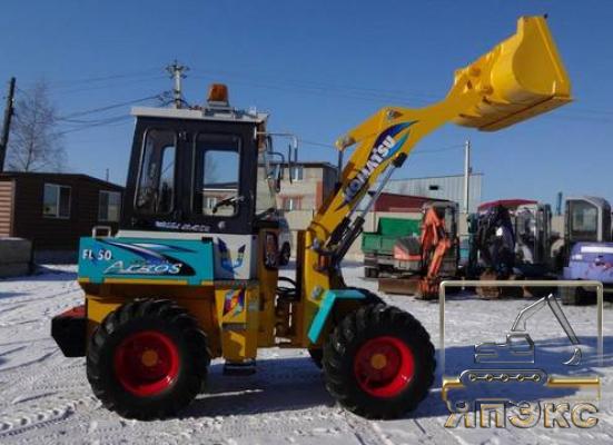 Komatsu FL50. 2010г - ЯпЭкс - Реализация Японской спецтехники на российском рынке. Покупка с аукционов Японии под Ваш заказ.