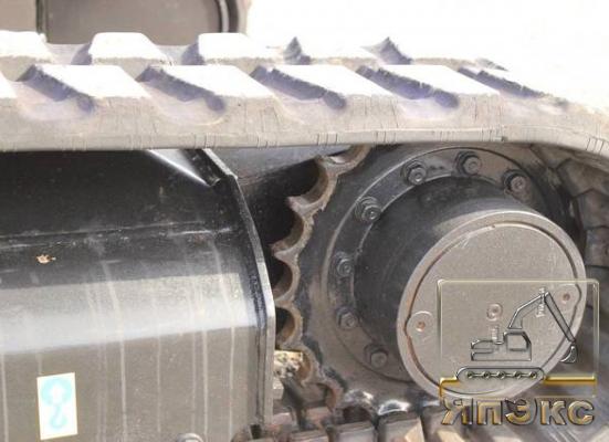Komatsu PC38UU-3. Б, П. 2011г. пр Япония. Телескоп - ЯпЭкс - Реализация Японской спецтехники на российском рынке. Покупка с аукционов Японии под Ваш заказ.