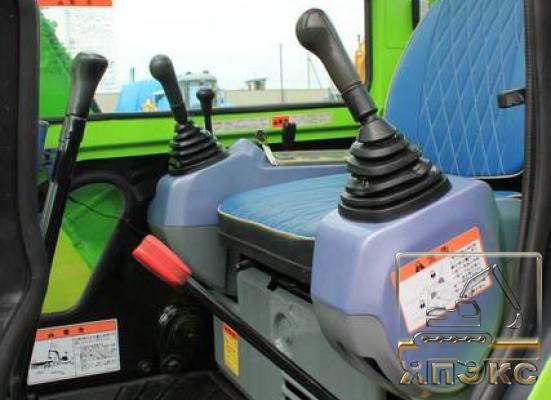 Kubota-RX503S. 2012г - ЯпЭкс - Реализация Японской спецтехники на российском рынке. Покупка с аукционов Японии под Ваш заказ.