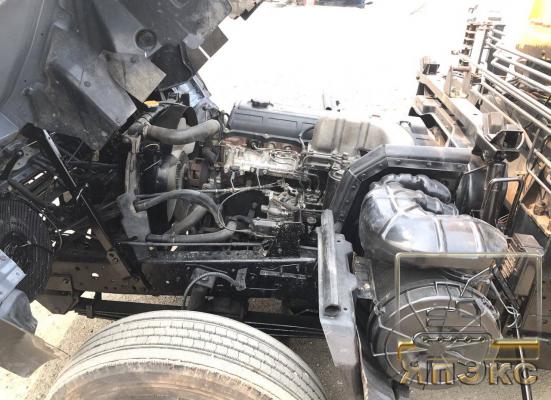 Nissan Diesel 4WD 2000 года - ЯпЭкс - Реализация Японской спецтехники на российском рынке. Покупка с аукционов Японии под Ваш заказ.
