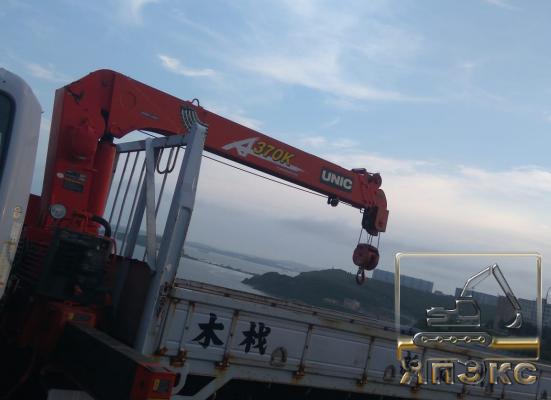Продам бортовой грузовик с манипулятором Hino Ranger - ЯпЭкс - Реализация Японской спецтехники на российском рынке. Покупка с аукционов Японии под Ваш заказ.