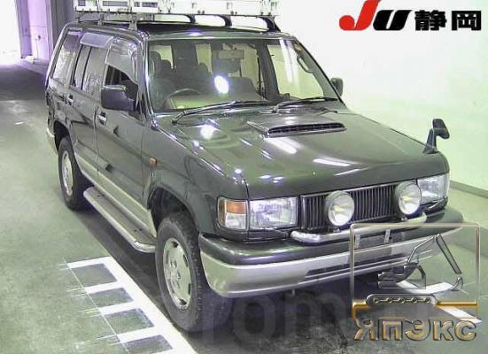 Isuzu Bighorn - ЯпЭкс - Реализация Японской спецтехники на российском рынке. Покупка с аукционов Японии под Ваш заказ.
