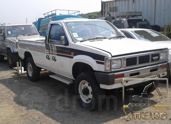 Nissan Datsun (белый) - ЯпЭкс - Реализация Японской спецтехники на российском рынке. Покупка с аукционов Японии под Ваш заказ.