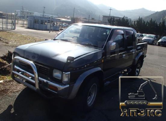 Nissan Datsun черный цвет - ЯпЭкс - Реализация Японской спецтехники на российском рынке. Покупка с аукционов Японии под Ваш заказ.