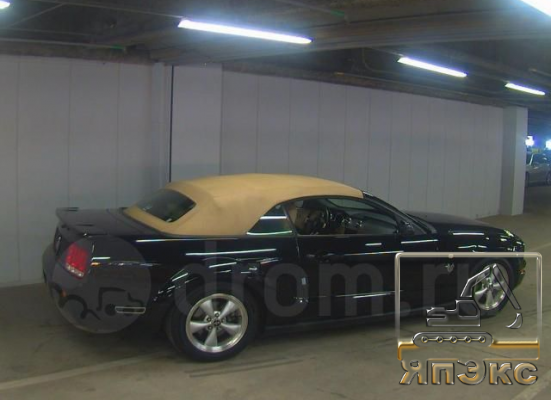 Ford Mustang - ЯпЭкс - Реализация Японской спецтехники на российском рынке. Покупка с аукционов Японии под Ваш заказ.