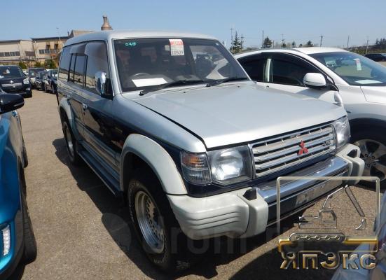 Mitsubishi Pajero - ЯпЭкс - Реализация Японской спецтехники на российском рынке. Покупка с аукционов Японии под Ваш заказ.