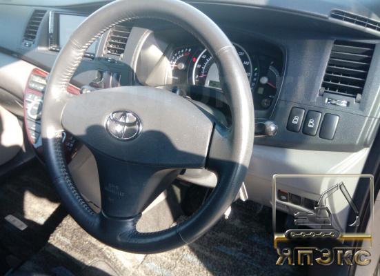 Toyota Isis - ЯпЭкс - Реализация Японской спецтехники на российском рынке. Покупка с аукционов Японии под Ваш заказ.