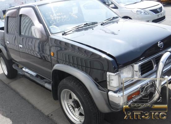 Nissan Datsun черный - ЯпЭкс - Реализация Японской спецтехники на российском рынке. Покупка с аукционов Японии под Ваш заказ.