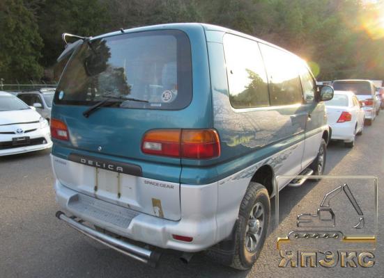 Mitsubishi Delica - ЯпЭкс - Реализация Японской спецтехники на российском рынке. Покупка с аукционов Японии под Ваш заказ.