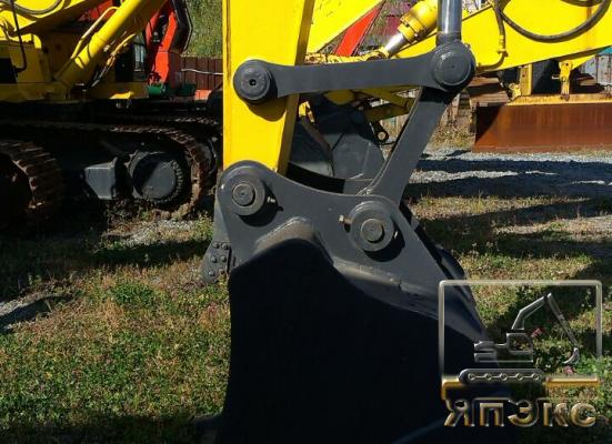 Экскаватор - KOMATSU PW170ES - ЯпЭкс - Реализация Японской спецтехники на российском рынке. Покупка с аукционов Японии под Ваш заказ.