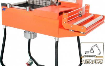 Термоупаковочное оборудование для запасных частей - ЯпЭкс - Реализация Японской спецтехники на российском рынке. Покупка с аукционов Японии под Ваш заказ.