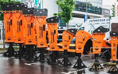 Отечественный продукт на Bauma 2019 - ЯпЭкс - Реализация Японской спецтехники на российском рынке. Покупка с аукционов Японии под Ваш заказ.