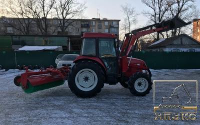 Трактор Yanmar 585 - ЯпЭкс - Реализация Японской спецтехники на российском рынке. Покупка с аукционов Японии под Ваш заказ.