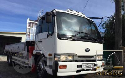Продается Nissan UD Condor - ЯпЭкс - Реализация Японской спецтехники на российском рынке. Покупка с аукционов Японии под Ваш заказ.