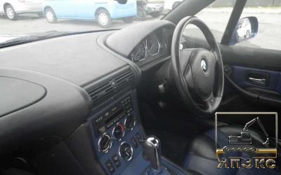 BMW Z3 - ЯпЭкс - Реализация Японской спецтехники на российском рынке. Покупка с аукционов Японии под Ваш заказ.
