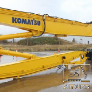 Новый демолишер от KOMATSU - ЯпЭкс - Реализация Японской спецтехники на российском рынке. Покупка с аукционов Японии под Ваш заказ.